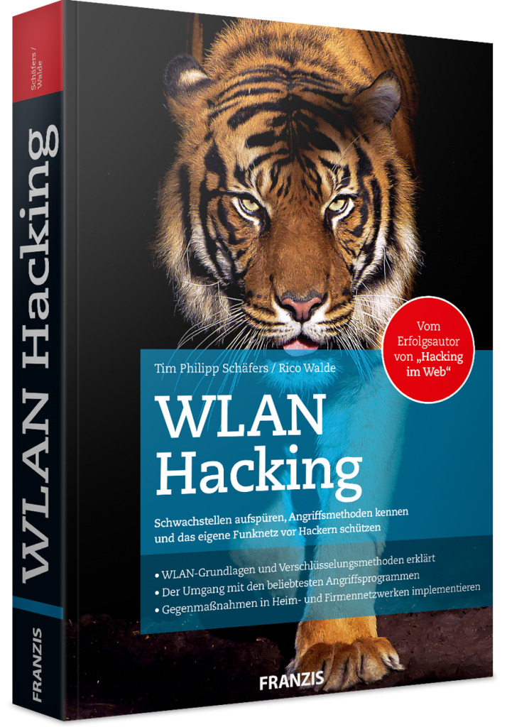 WLAN-Hacking - Verfügbar bei Amazon